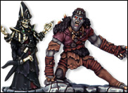Frostgrave Characters